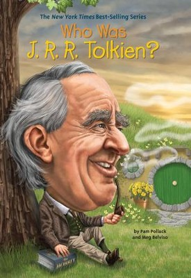 Who Was J. R. R. Tolkien? - eBook  -     By: Pamela D. Pollack, Meg Belviso     Illustrated By: Jonathan Moore