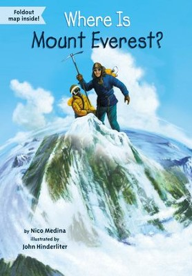Where Is Mount Everest? - eBook  -     By: Nico Medina