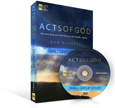 Acts of God Small-Group DVD Kit   -     By: Bob Russell