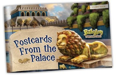 Babylon: Postcards From the Palace (Student Book)  -