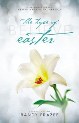 Believe: The Hope of Easter - eBook  -     By: Randy Frazee