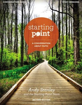 Starting Point Conversation Guide Revised Edition: A Conversation About Faith - eBook  -     By: Andy Stanley