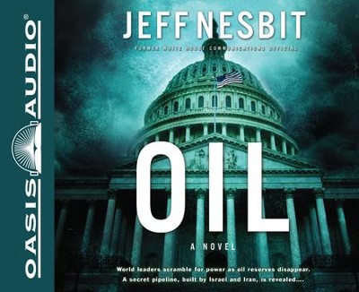 Oil Unabridged Audiobook on CD  -     Narrated By: Adam Verner     By: Jeff Nesbit
