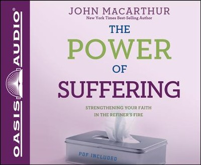 Power of Suffering Unabridged Audiobook on CD  -     Narrated By: Maurice England     By: John MacArthur