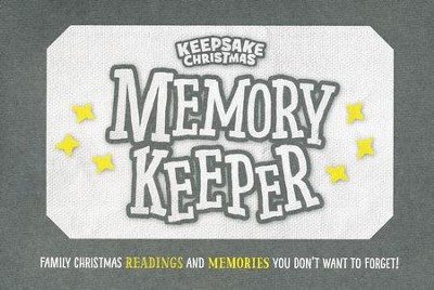 Memory Keeper, pack of 10   -