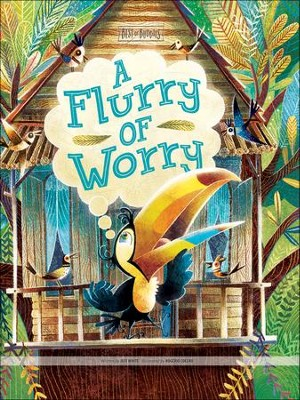 A Flurry of Worry  -     By: Jeff White