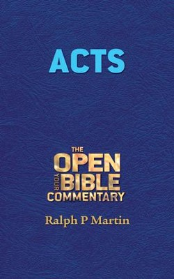 Acts - eBook  -     By: Ralph P. Martin