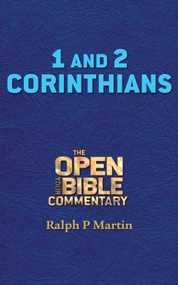 1 and 2 Corinthians - eBook  -     By: Ralph P. Martin