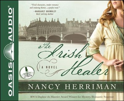 The Irish Healer  -     Narrated By: Amanda McKnight     By: Nancy Herriman