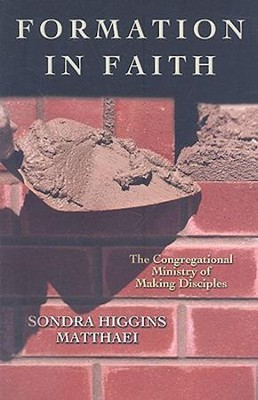 Formation in Faith: The Congregational Ministry of Making Disciples - eBook  -     By: Sondra Higgins Matthaei