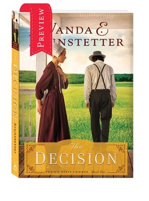 The Decision Preview - eBook  -     By: Wanda E. Brunstetter