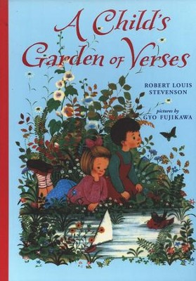 a childs garden of verses edited by gyo fujikawa by robert louis stevenson - A Childs Garden Of Verses