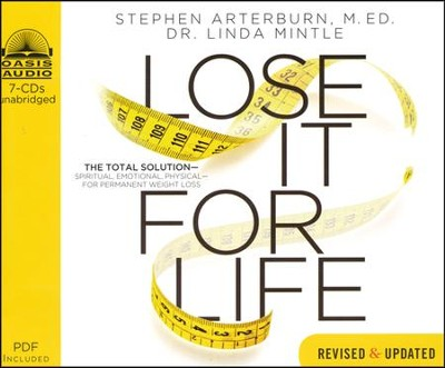 Lose It for Life: The Total Solution-Spiritual, Emotional, Physical-for Permanent Weight Loss  -     Narrated By: Brandon Batchelar     By: Stephen Arterburn, Dr. Linda Mintle