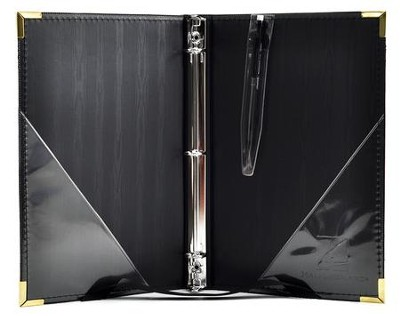 premium choral folder 7 3 4 x 11 3 ring binder christianbook com