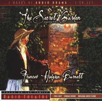 Radio Theatre: The Secret Garden   -     By: Frances Hodgson Burnett