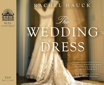 The Wedding Dress Unabridged Audiobook on CD  -     Narrated By: Eleni Pappageorge     By: Rachel Hauck