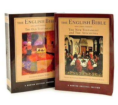 The English Bible, King James Version: Volumes 1 & 2  -     Edited By: Herbert Marks, Gerald Hammond, Austin Busch     By: Edited by Herbert Marks, Gerald Hammond & Austin Busch