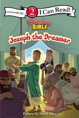 Joseph the Dreamer  -     By: David Miles