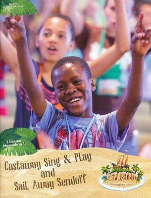 Shipwrecked: Castaway Sing & Play Leader Manual  -