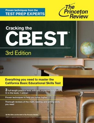Cracking the CBEST, 3rd Edition - eBook  -     By: Princeton Review