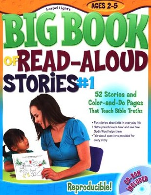 Big Book of Read-Aloud Stories #1  -