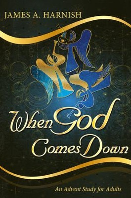 When God Comes Down: An Advent Study for Adults  -     By: James A. Harnish