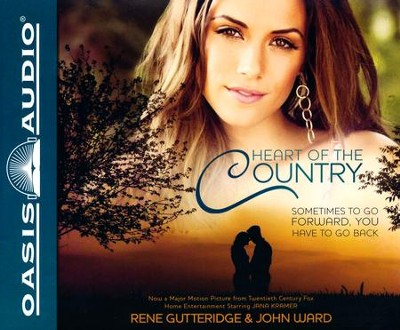 Heart of the Country--Unabridged Audiobook on CD   -     By: Rene Gutteridge, John Ward
