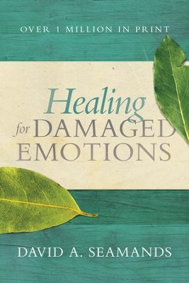 Healing for Damaged Emotions - eBook  -     By: David Seamands