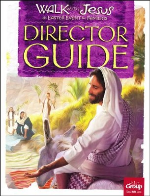 Walk With Jesus Additional Leader Guide  -