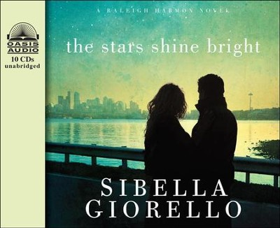 The Stars Shine Bright Unabridged Audiobook on CD  -     Narrated By: Cassandra Campbell     By: Sibella Giorello