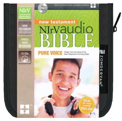 NIrV Pure Voice New Testament on CD   -     Narrated By: David Heath
