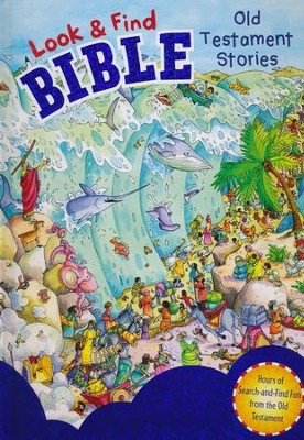 Look and Find Bible: Old Testament Stories - eBook  -     By: Gill Guile