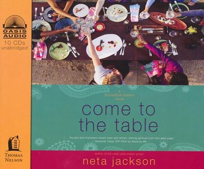 Come to the Table - unabridged audiobook on CD  -     By: Neta Jackson