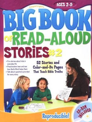 Big Book of Read-Aloud Stories #2  -