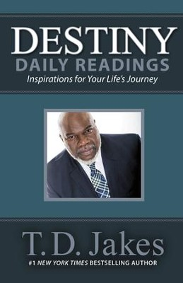 The Pecking Order Principles Daily Readings: 365 Inspirations for Organizing Your Life - eBook  -     By: T.D. Jakes