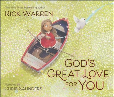 God's Great Love for You  -     By: Rick Warren     Illustrated By: Chris Saunders
