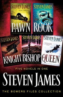 The Bowers Files Collection: 5 novels in 1 - eBook  -     By: Steven James