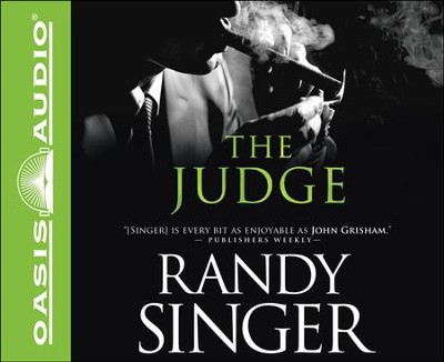 The Judge Unabridged Audiobook on CD  -     Narrated By: John McLain     By: Randy Singer