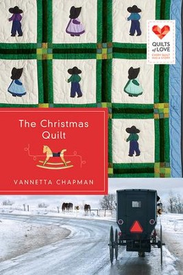 The Christmas Quilt, Quilts of Love Series #11   -     By: Vannetta Chapman