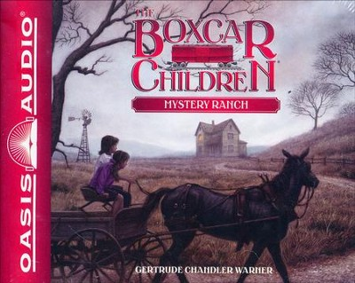 Mystery Ranch Unabridged Audiobook on CD  -     Narrated By: Aimee Lilly     By: Gertrude Chandler Warner     Illustrated By: Dirk Gringhuis