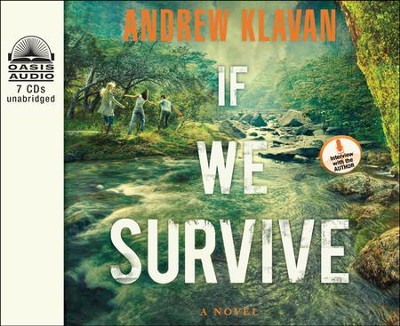 If We Survive Unabridged Audiobook on CD  -     By: Andrew Klavan