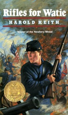 Rifles for Watie - eBook  -     By: Harold Keith