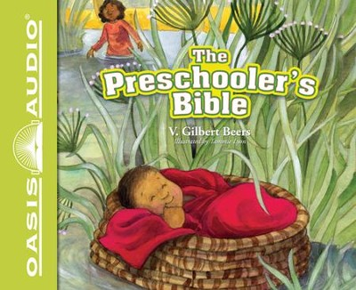 The Preschooler's Bible Unabridged Audiobook on CD  -     By: V. Gilbert Beers