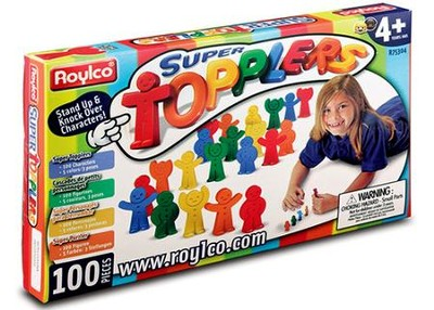 Super Topplers (Package of 100)   -