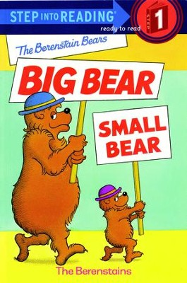 The Berenstain Bears' Big Bear, Small Bear - eBook  -     By: Stan Berenstain, Jan Berenstain
