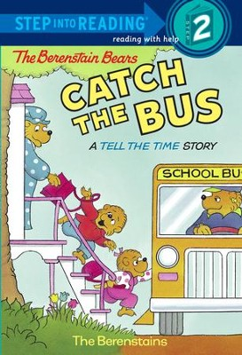 The Berenstain Bears Catch the Bus - eBook  -     By: Stan Berenstain, Jan Berenstain