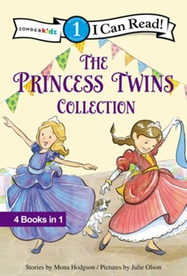 The Princess Twins Collection  -     By: Mona Hodgson     Illustrated By: Julie Olson