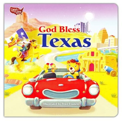 God Bless Texas  -     By: Peter Francis