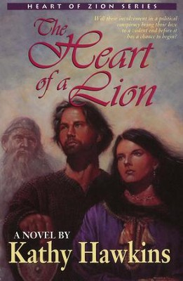 The Heart of a Lion / Digital original - eBook  -     By: Kathy Hawkins