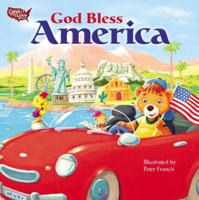 God Bless America  -     By: Peter Francis